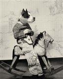 Dog Series #4 Art Print