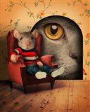 Mice Series #3.5 Art Print