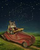 Mice Series #5.5 Art Print