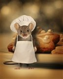 Mice Series #6.5 Art Print