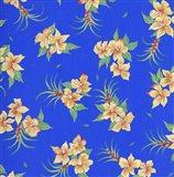 Hybiscus Blue Art Print