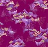 Purple Scales Art Print