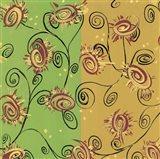 Swirls Art Print