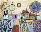 Outskirts 1 Art Print
