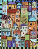 City Digs Art Print