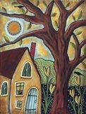 Cottage 1 Art Print
