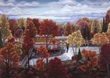 Cobbs Mill Inn Art Print