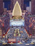Rockefeller Center Art Print