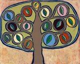 The Calming Tree 1 Art Print