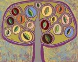 The Calming Tree 2 Art Print