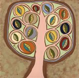 The Calming Tree 3 Art Print