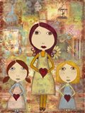 You're In My Heart Art Print