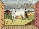 Apple Harvest- September 2 Art Print