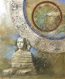 Secret Of The Sphinx Art Print