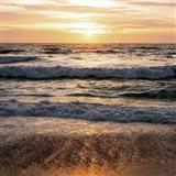 North Beach Sunset 3 Art Print