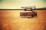 Field Truck Art Print