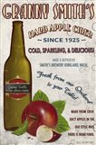 Granny Smith Hard Apple Cider Art Print