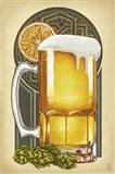 Beer Mug Large Art Print