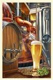 Beer Distillery Art Print