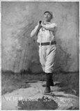 Vintage Baseball 23 Art Print
