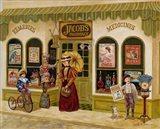 Jacob's Pharmacy Art Print