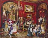 The Bordello Art Print
