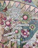Bloomin' Sister Art Print