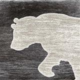 Good Night Bear Art Print