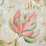 Flower Fancy Art Print