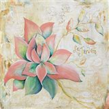 Garden Gaiety Art Print
