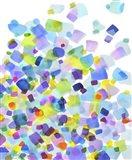 Kaleidoscope Rectangle Art Print