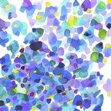 Kaleidoscope Square Art Print