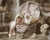 Victorian Baby Art Print