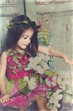 Colorful Fairy Art Print