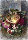 Fairies Find the Light Art Print