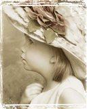 Victorian Child Art Print