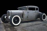 1931 Coupe Rat Rod Art Print