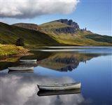 Scotland III Art Print