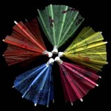 Paper Umbrellas 1 Art Print