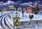 25 Holiday Farm Road Art Print