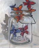 Jar Of Hope Art Print