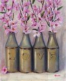 Love Springtime Art Print