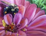 Just Pollenating Art Print