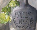Vase Paris Art Print