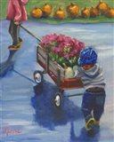 Littlehelper Art Print