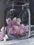 Jar Of Spring Art Print