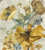 Wildflowers Bouquet 1 Art Print