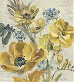 Wildflowers Bouquet 2 Art Print
