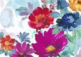 Affluent Colors Art Print