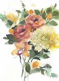 Flower Series 1 Art Print